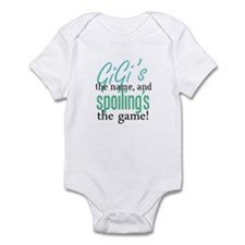 GiGi's the Name, and Spoiling's the Game! Onesie