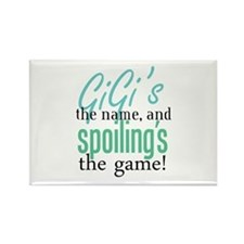 GiGi's the Name, and Spoiling's the Game! Rectangl