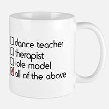 Dance Teacher Small Small Mug