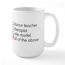 Dance Teacher Ceramic Mugs