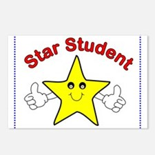 Star Student Postcards (Package of 8)