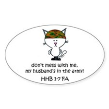 HHB 2-7 FA Decal