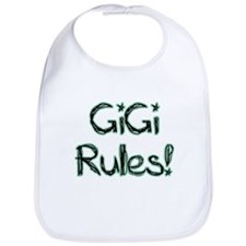 GiGi Rules! Baby Bib