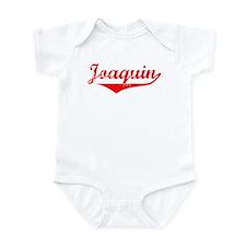 Joaquin Vintage (Red) Infant Bodysuit