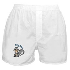 Cute Grandmas boy Boxer Shorts