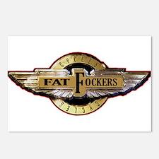 Fat Fockers Wings Postcards (Package of 8)