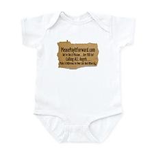 PleasePayItForward.com Infant Bodysuit