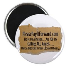 PleasePayItForward.com Magnet
