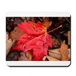Pooled Water Leaf Mousepad