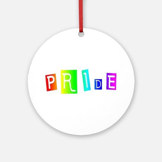 Pride Fun Ornament (Round)