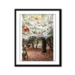 Enchanted Forest Framed Panel Print