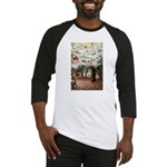 Enchanted Forest Baseball Jersey