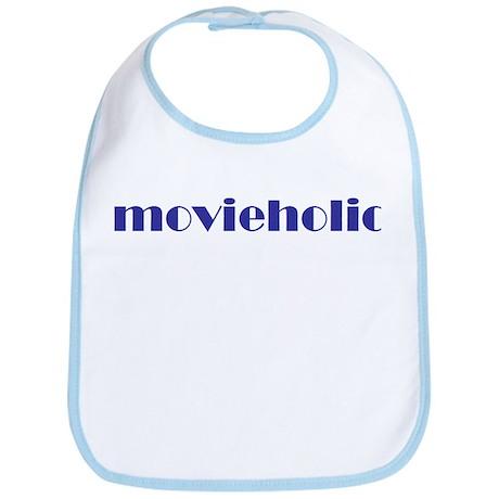 Movieholic Bib