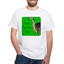 Humorous Tabby Cat Shirt