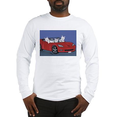 Westies Cruzin' Long Sleeve T-Shirt