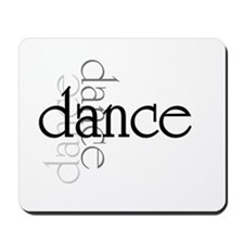 Dance Shadows Mousepad