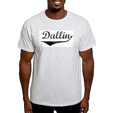 Dallin Vintage (Black) T-Shirt
