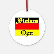 Opa Ornament (Round)