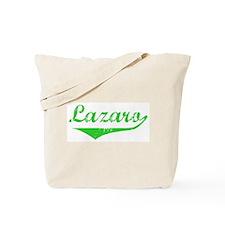 Lazaro Vintage (Green) Tote Bag