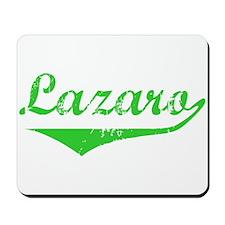 Lazaro Vintage (Green) Mousepad