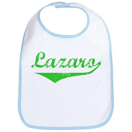 Lazaro Vintage (Green) Bib