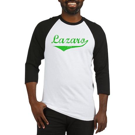 Lazaro Vintage (Green) Baseball Jersey
