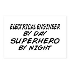 EE by Day Superhero by Night Postcards (Package of