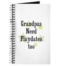 Grandpas Need Playdates too Journal