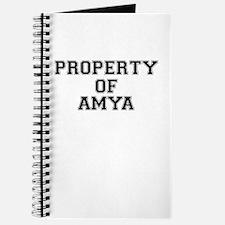 Property of AMYA Journal
