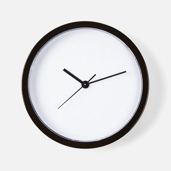 Property of ARGO Wall Clock