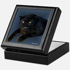 Black Panther Keepsake Box