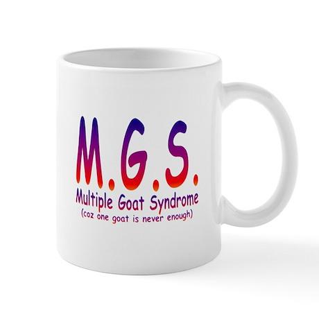 Multiple Goat Syndrome Mug