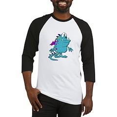 Soap Bubble Monster Baseball Jersey