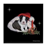 Boston terrier tile coasters Drink Coasters