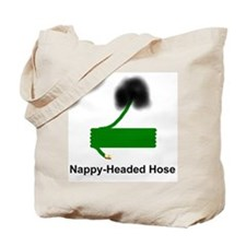 Nappy Headed Hose Tote Bag