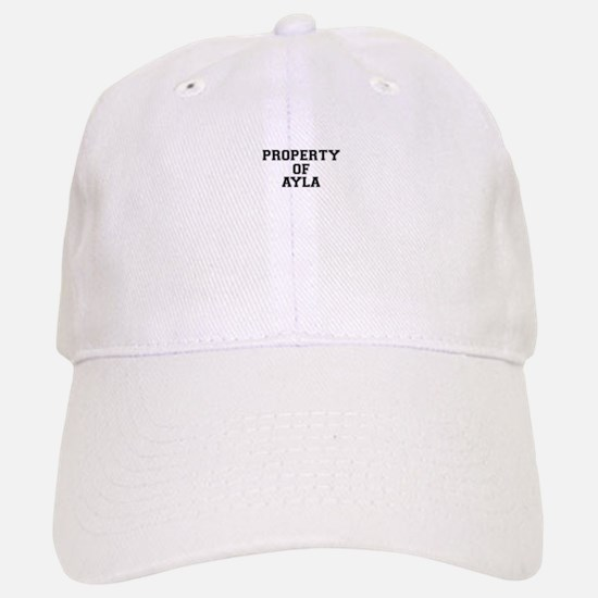 Property of AYLA Cap