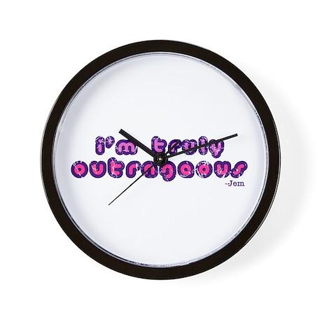Jem Wall Clock