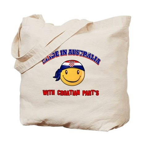Made in Australia with Croatian part's Tote Bag