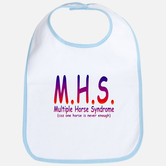 Multiple Horse Syndrome Bib