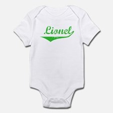 Lionel Vintage (Green) Infant Bodysuit