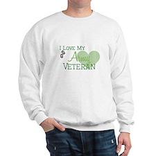 Army Veteran Sweatshirt