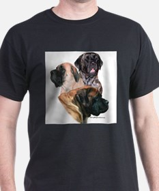 Mastiff 159 Ash Grey T-Shirt