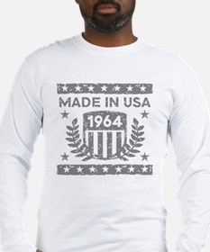Made In USA 1964 Long Sleeve T-Shirt