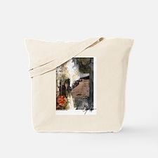 """Wishing Don't Make It So"" Tote Bag"