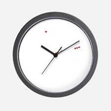 BRUMBY thing, you wouldn't understand Wall Clock