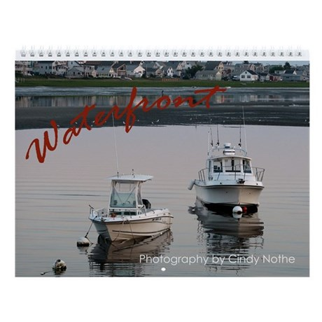 Waterfront Wall Calendar