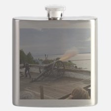 Cannon Fire Flask