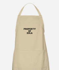 Property of EULA Apron