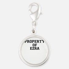 Property of EZRA Charms