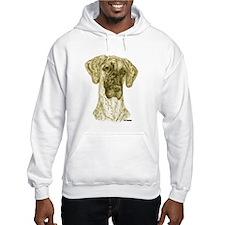 Sepia NBrdl Dots Hoodie Sweatshirt
